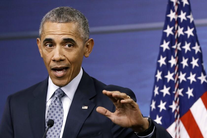 Barack Obama lanza su lista de canciones favoritas para el verano y una de ellas es 'Me Gustas Tú' de Manu Chao