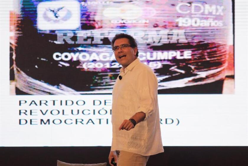 El candidato independiente, Armando Ríos Piter. EFE/Archivo