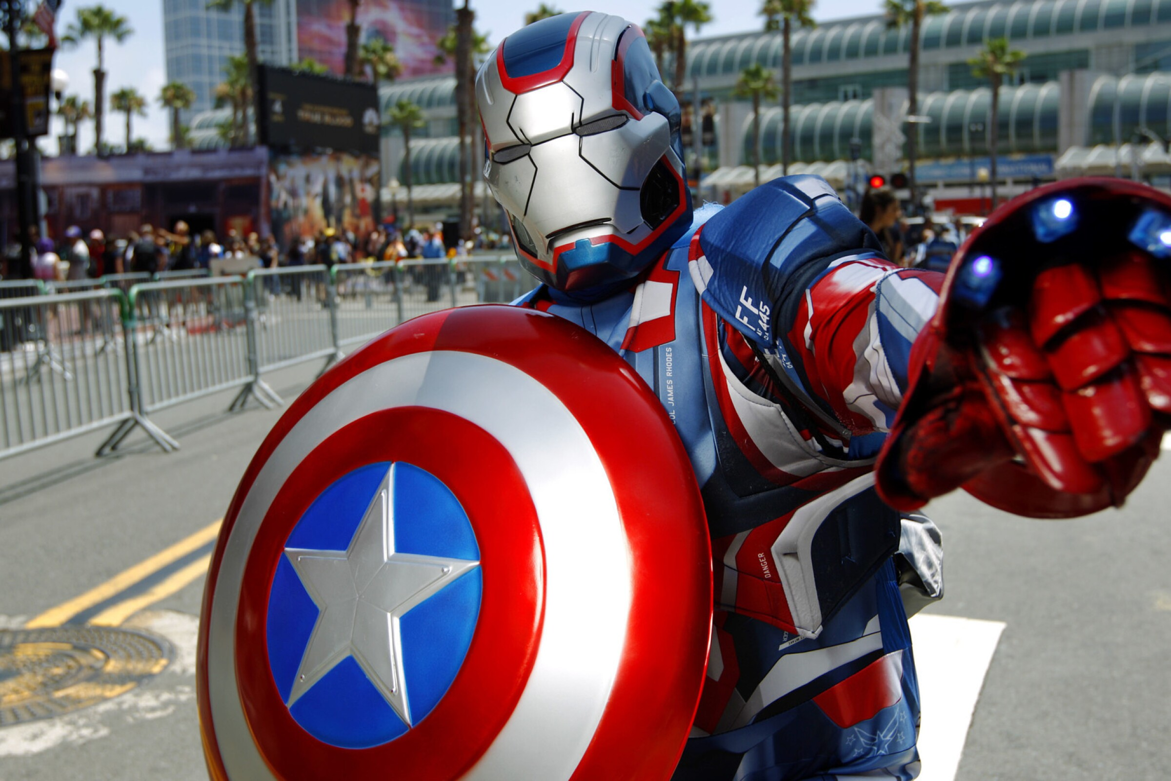 Comic-Con, which turns 50 this year, opens with Preview Night on Wednesday, July 17.