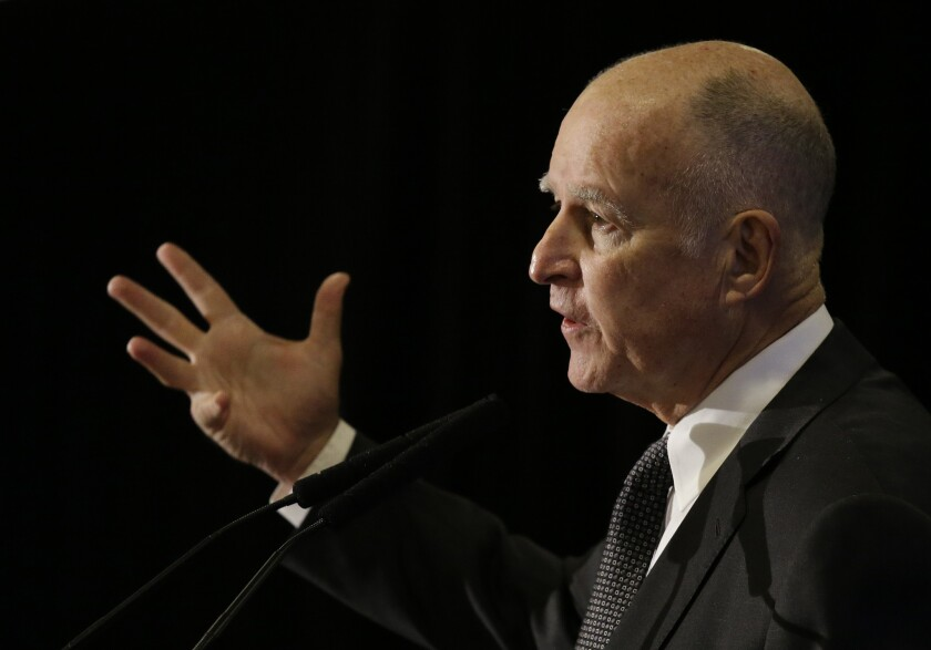 California's top court rules on Gov. Jerry Brown's parole measure