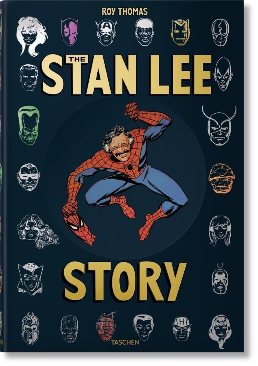 """""""Este libro es una oportunidad para tratar de mostrar lo que Stan hizo, lo que logró, el tipo de persona que era. Nunca estuvo destinado a ser una biografía actual"""", cuenta a Efe Thoma. EFE/Foto cedida"""