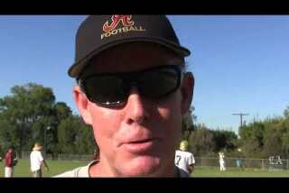 Brigham Harwell adds intensity to Alemany defense