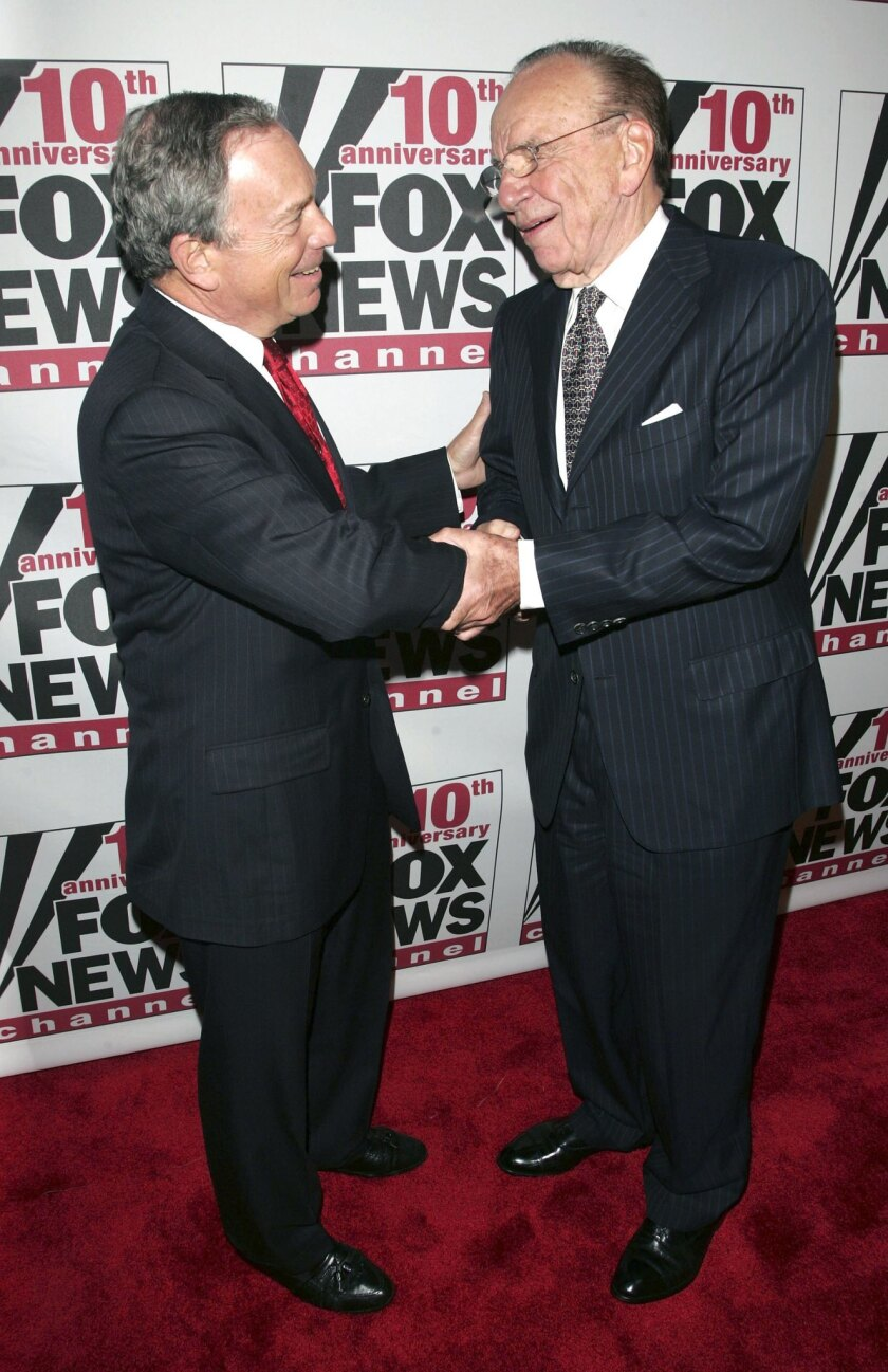 Fox News Channel Celebrates 10th Anniversary