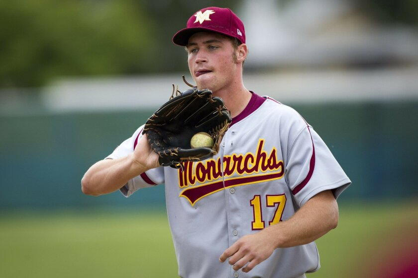Monte Vista senior Nick Sabo is the All-Academic Team Captain for baseball. The Captain's award represents each sport's Student-Athlete of the Year.