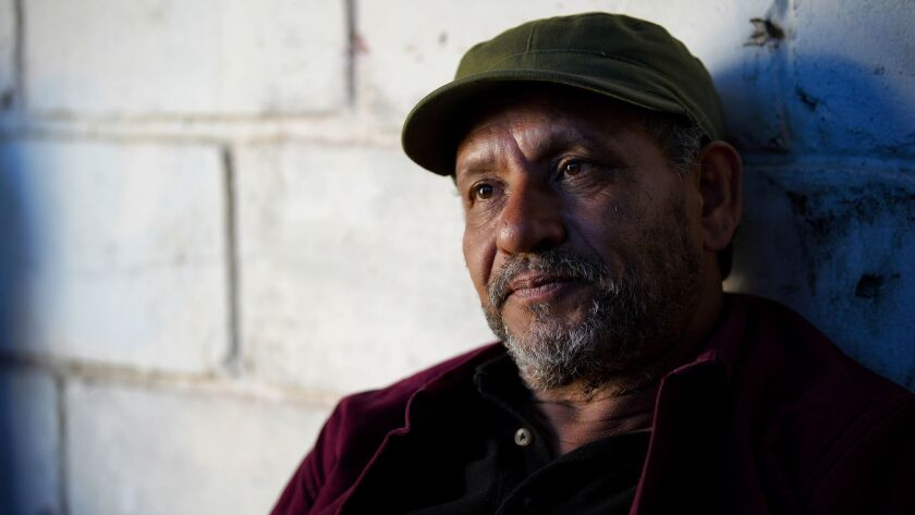 The man who demanded $50,000 for each Honduran returning home plans liberation movement from the migrant shelter