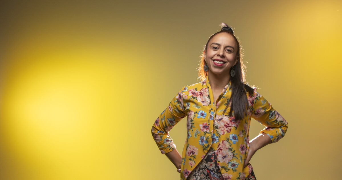 Spring arts   Visual art: Griselda Rosas on art: 'It's the only thing I know how to do'