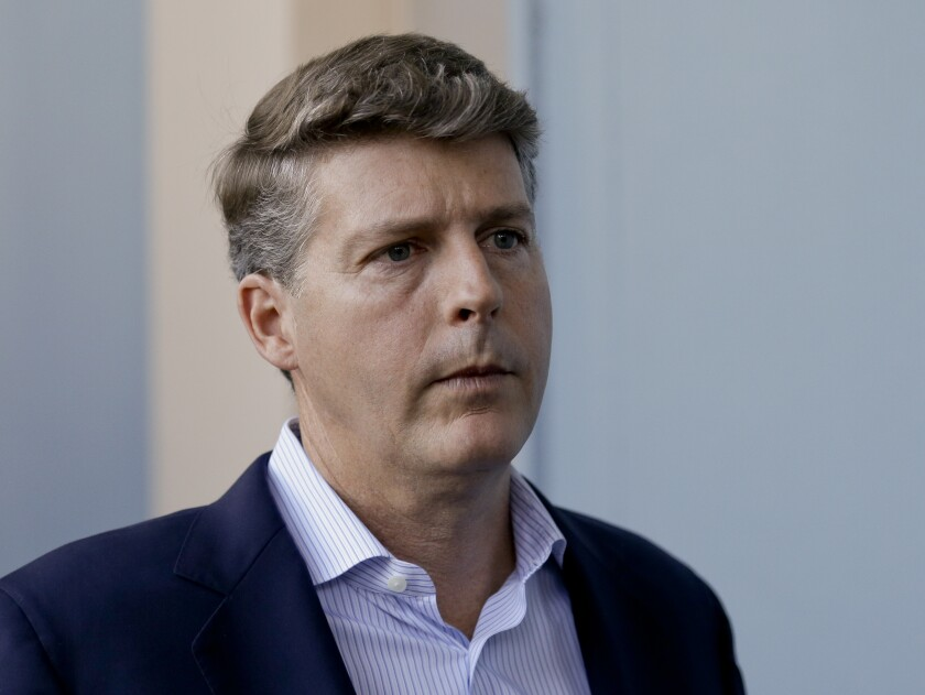 Hal Steinbrenner, principal owner, managing general partner and co-chairman of the New York Yankees.