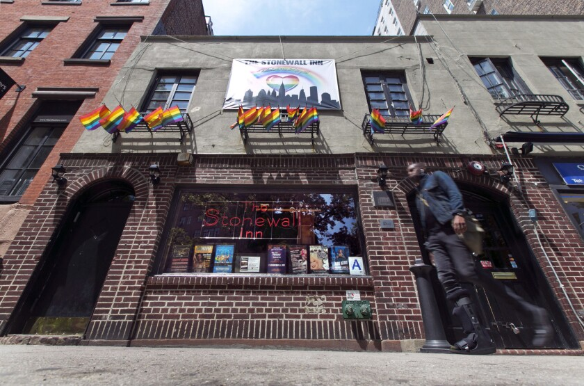 President Obama is preparing to designate the Stonewall Inn in New York the first national monument dedicated to gay rights.