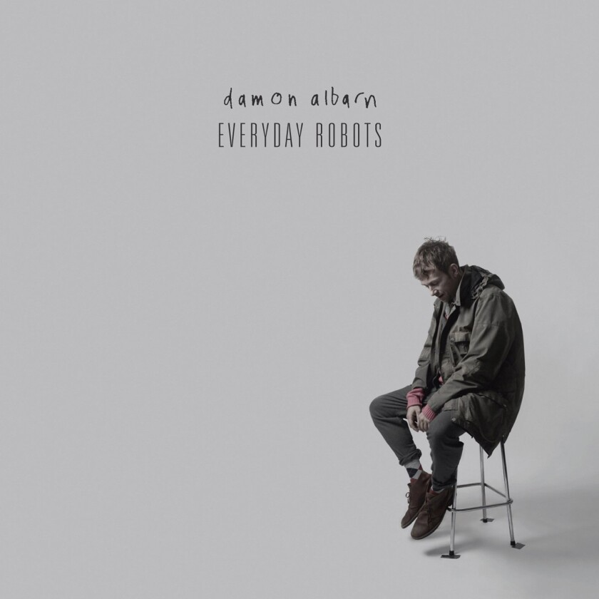 """Everyday Robots"" by Damon Albarn."