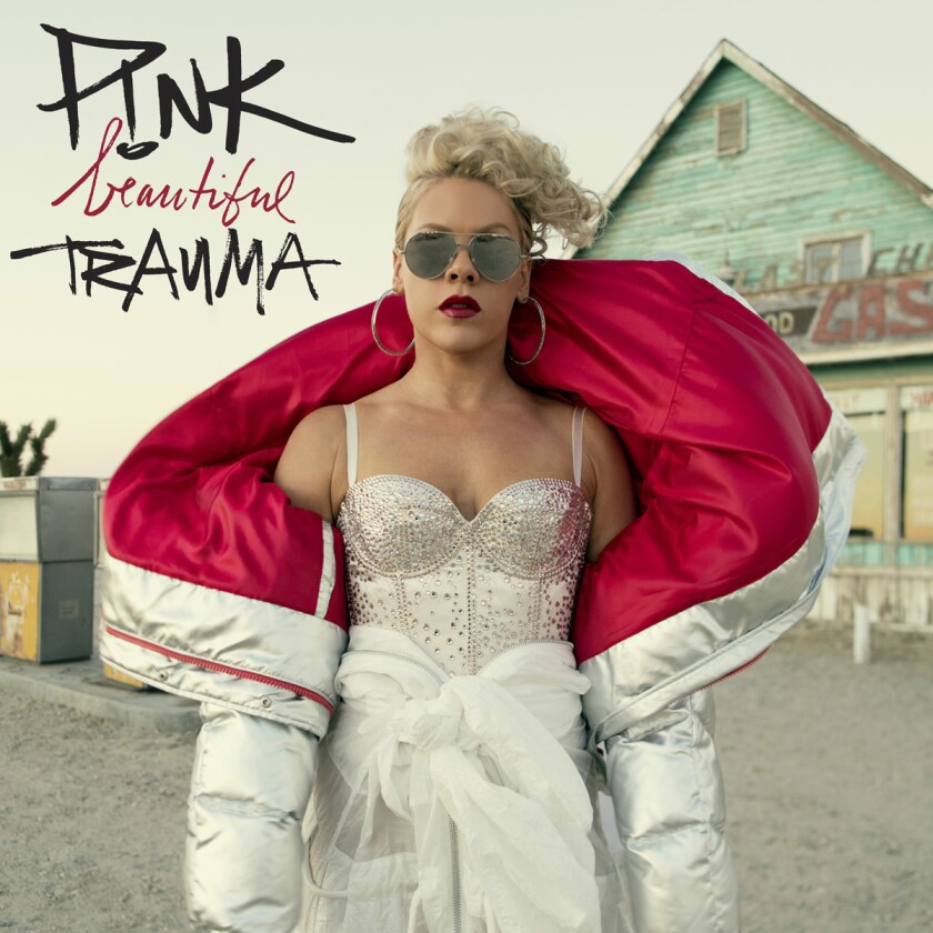 "Pink's ""Beautiful Trauma"" will be released on Oct. 13. (RCA Records via AP)"
