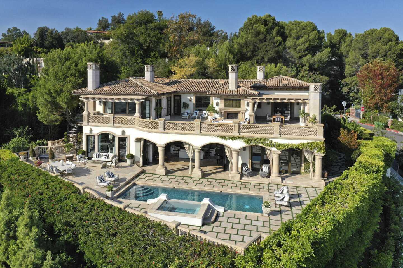 Peggy Lee's onetime Bel-Air address | Hot Property