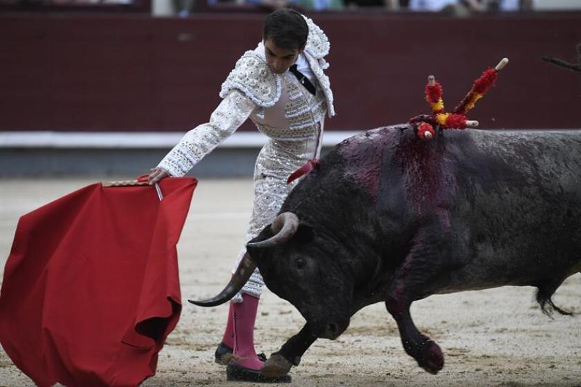 El diestro mexicano Arturo Macias. EFE/Archivo