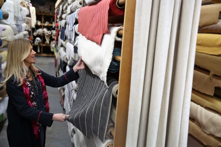 Fabric browsing