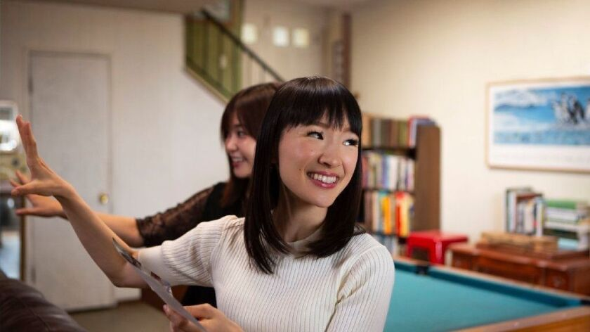 Commentary: If Marie Kondo wants to tidy something, she