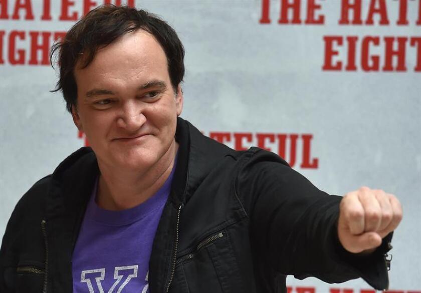 El cineasta estadounidense Quentin Tarantino. EFE/Archivo