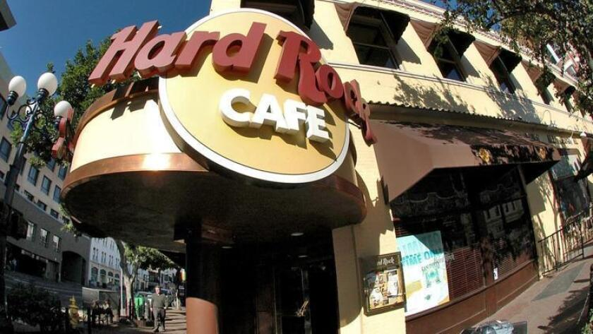 A statement from Hard Rock International offered the promise of a revived cafe but in a different location. The restaurant will close Dec. 31, the statement says. (Photo courtesy of Hard Rock International)