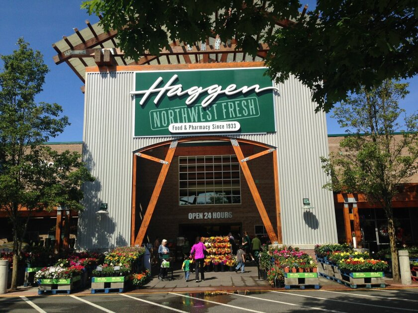 Haggen Food & Pharmacy announced it will begin converting 83 California Albertsons and Vons stores to its own brand in March.