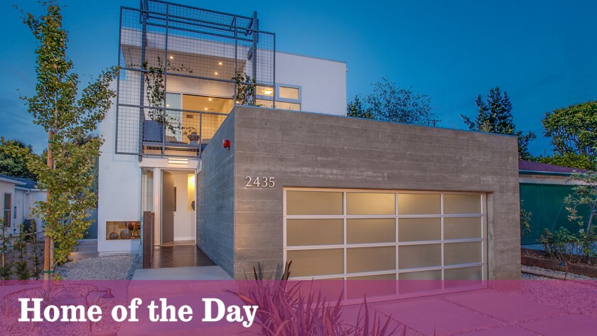 Home of the Day: Santa Monica contemporary with an industrial vibe