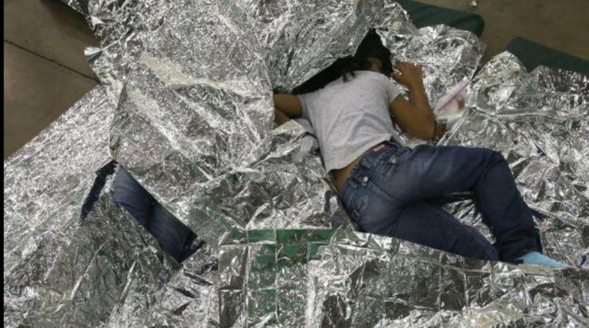 """Estos centros de detención apodados por migrantes como """"hieleras"""" han sido objeto de denuncia por parte de organizaciones durante años."""