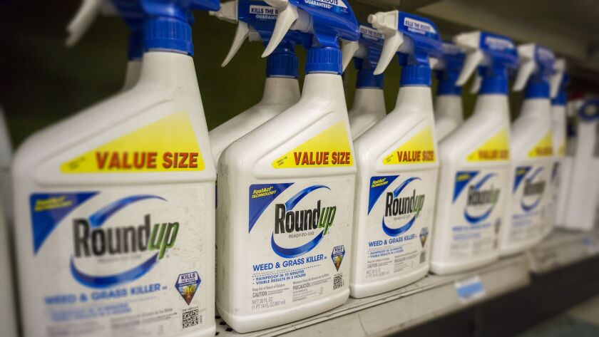 Bayer has lost three trials in a row over claims that its Roundup weedkiller causes cancer.