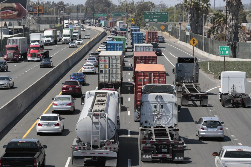 The 710 Freeway
