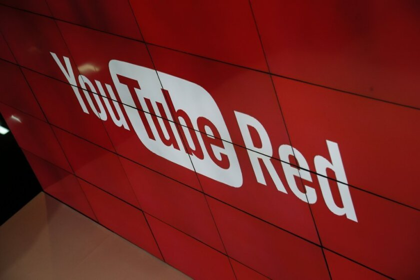 YouTube Red was launched in October and gives subscribers access to the site's content free of advertising.