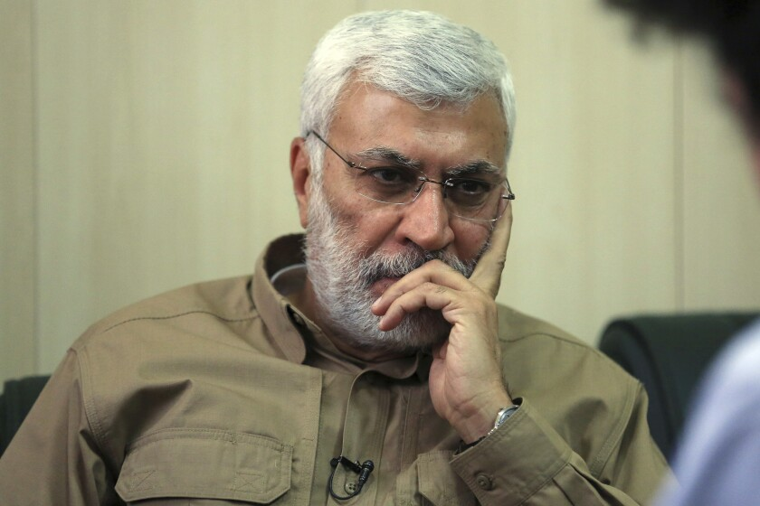 The U.S. airstrike that killed a top Iranian general also eliminated another key player