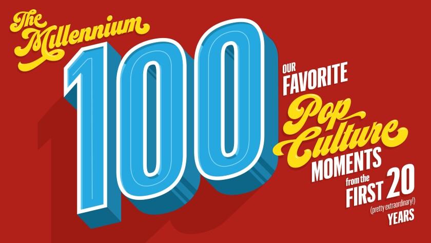 The Millennium 100