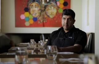 Holiday chef: Eduardo Ruiz, Corazón y Miel