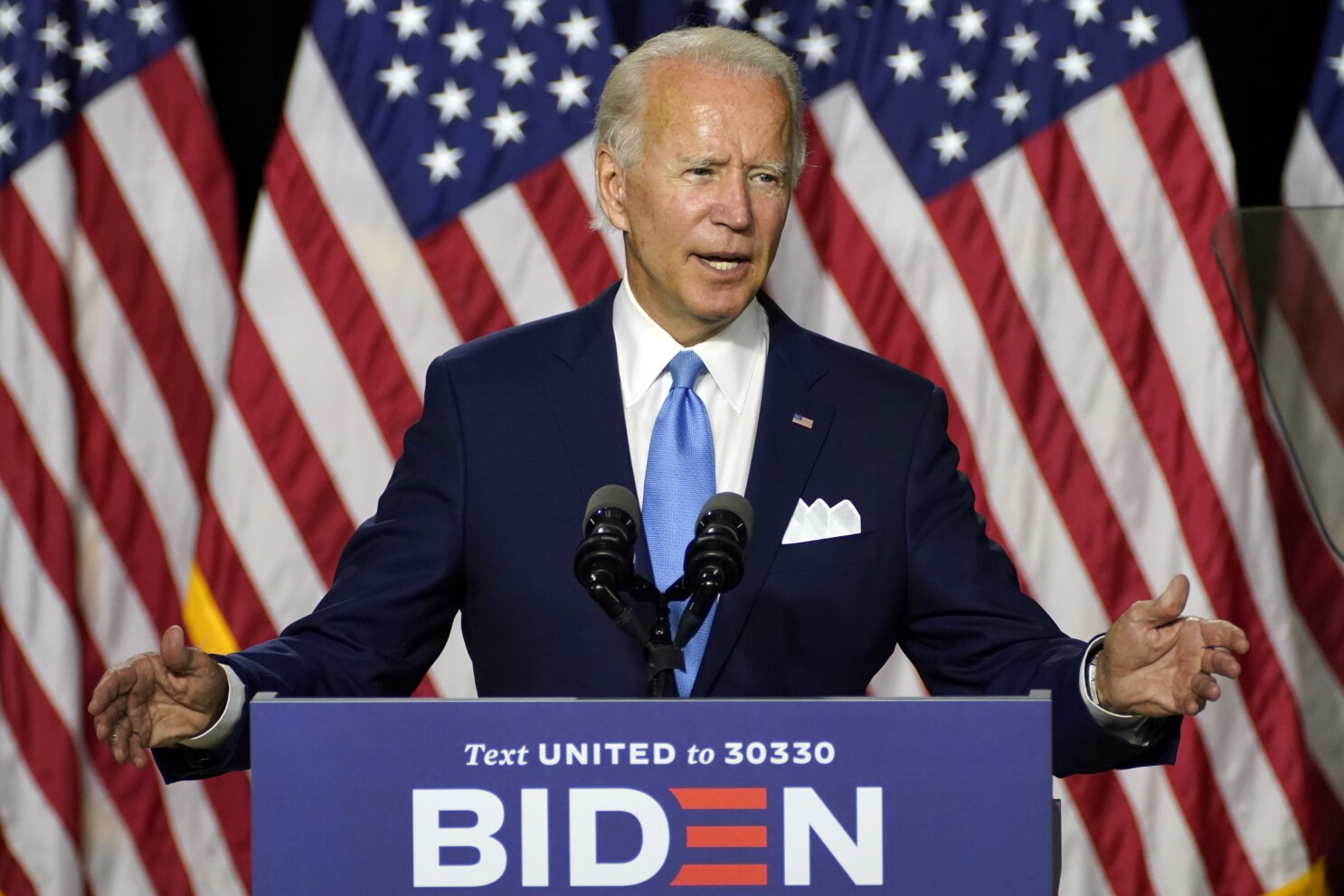 Dnc Joe Biden Closes In On Quest For Presidential Nomination The San Diego Union Tribune