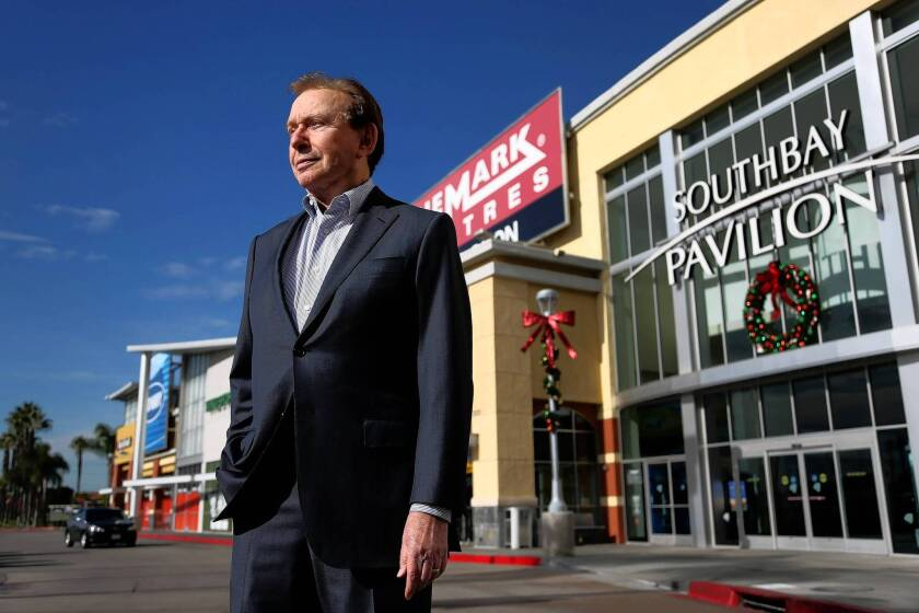 Fred Sands' residential brokerage generated $9.4 billion a year in sales when he sold it in late 2000. His new firm, Vintage Capital Group, invests in malls and finances mid-size companies.