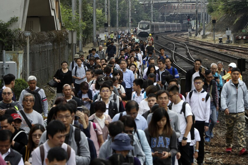 ASI-GEN HONG KONG-PROTESTAS