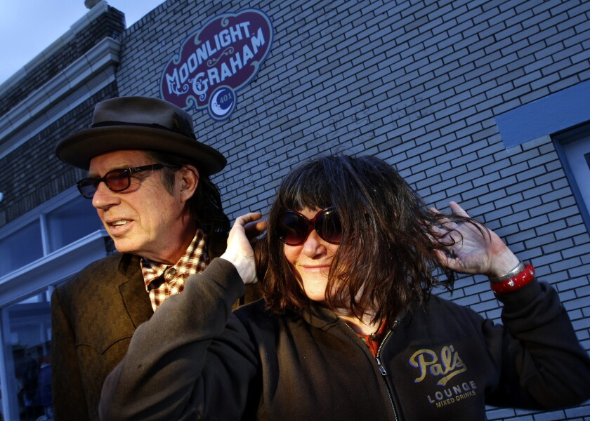 John Doe and Exene Cervenka will lead X through stops in six California cities in December, capping the punk band's 35th-anniversary tour.