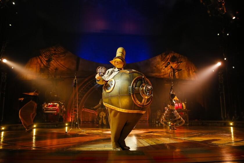 Director Michel Laprise aims for the unpredictable in Cirque du Soleil's 'Kurios'