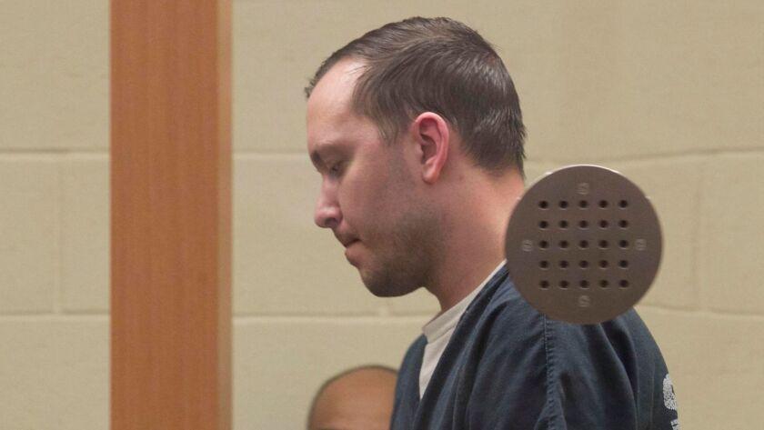 Matthew Scott Sullivan arraignment