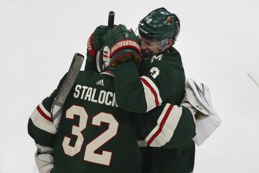 Stars Wild Hockey