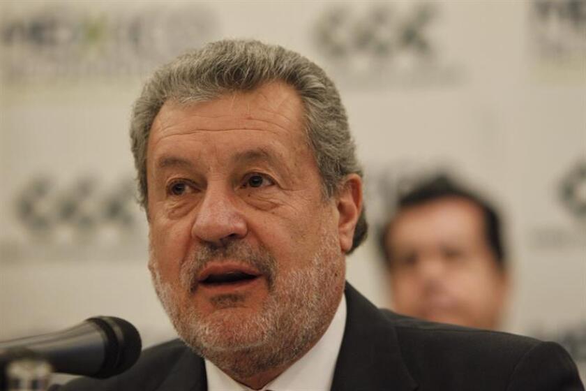 El presidente de la Asociación de Bancos de México (ABM), Marcos Martínez Gavica. EFE/Archivo