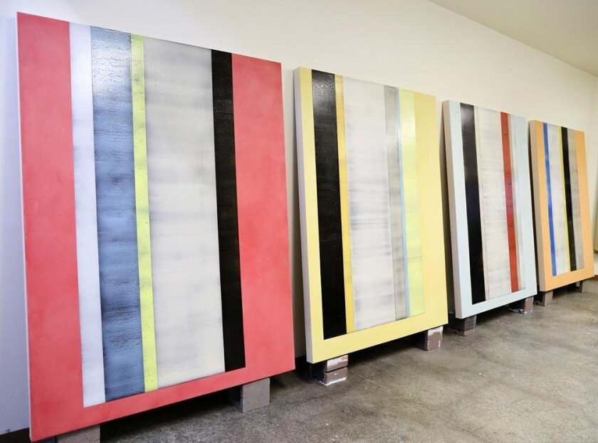 'Dynamics/Confluence' at Madison Gallery