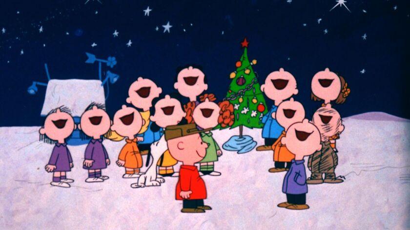 'A Charlie Brown Christmas'