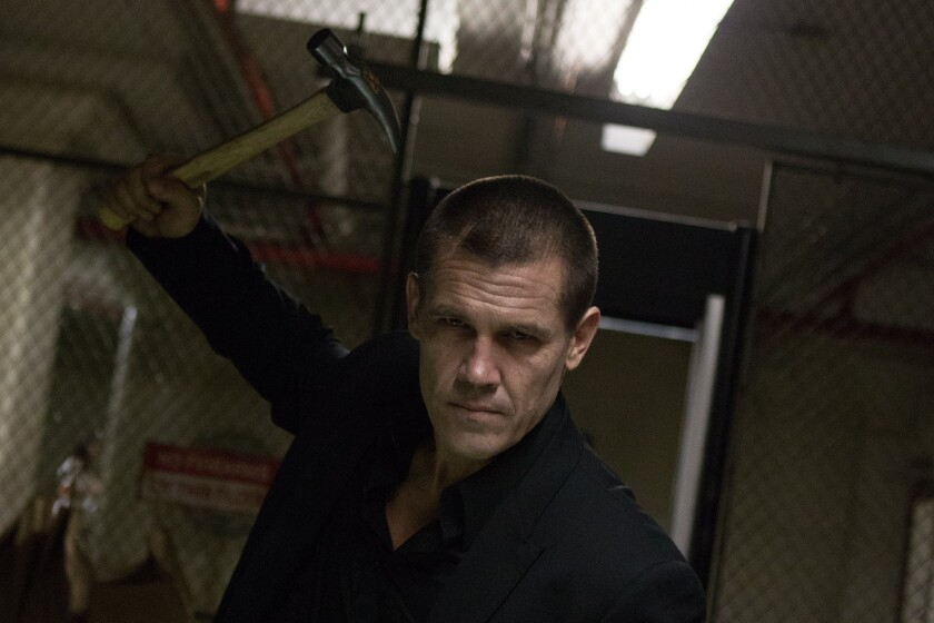 "Josh Brolin stars in Spike Lee's ""Oldboy."""
