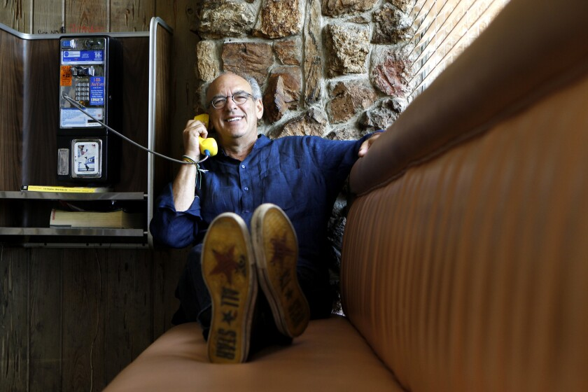 """Shep Gordon is the subject of Mike Myers' documentary """"Supermensch: The Legend of Shep Gordon."""""""