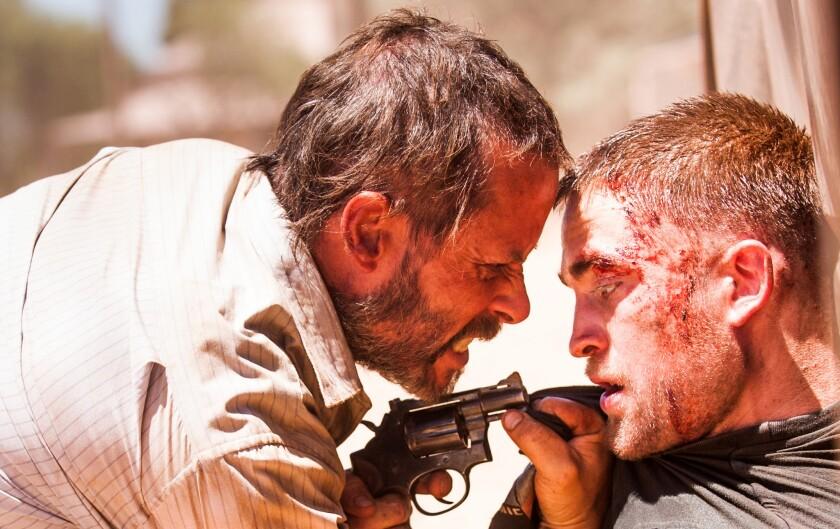 Guy Pearce, Robert Pattinson