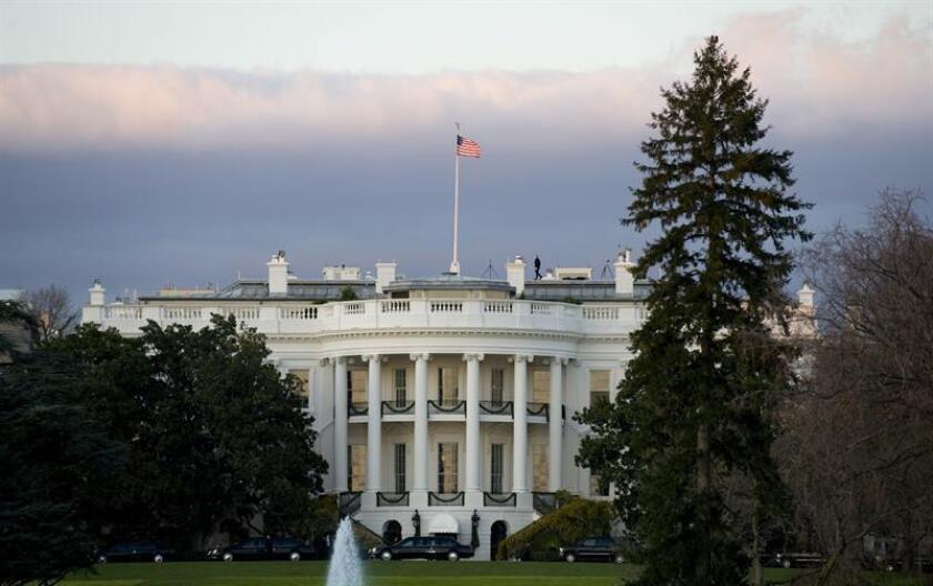 La versión en español de la página web de la Casa Blanca ha desaparecido de internet poco después de que el nuevo presidente, Donald Trump, tomara este viernes posesión de su cargo. EFE/ARCHIVO