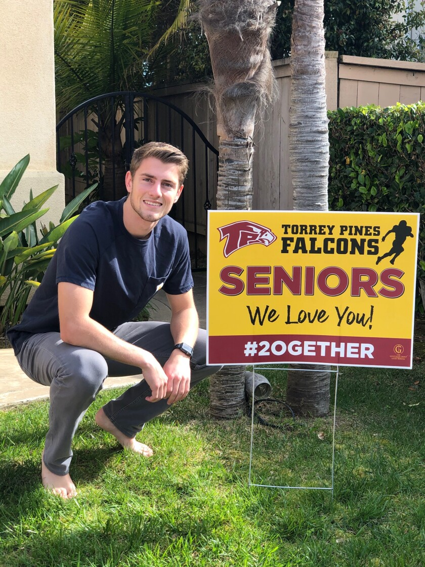TPHS senior Tyler Wheeler