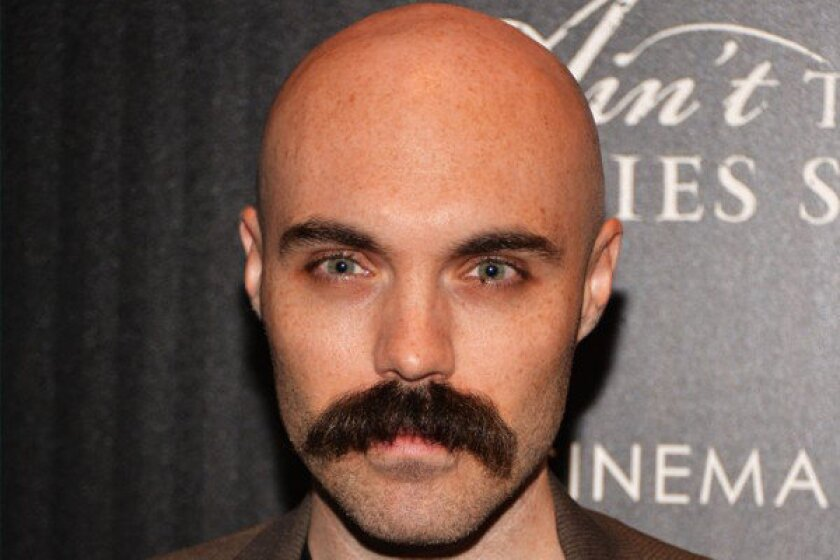Director David Lowery of 'Ain't Them Bodies Saints.'