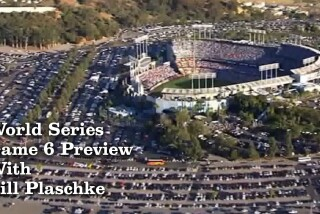 The Dodgers need the home crowd in Game 6