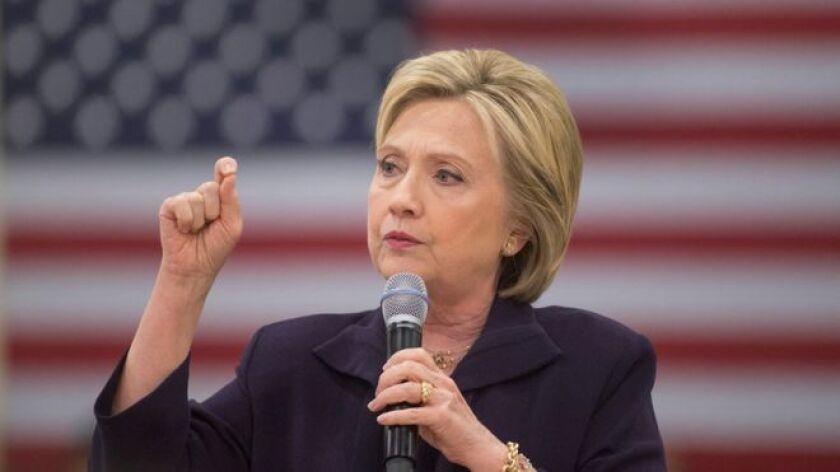 Wikileaks publicó extractos de los discursos de Hillary Clinton