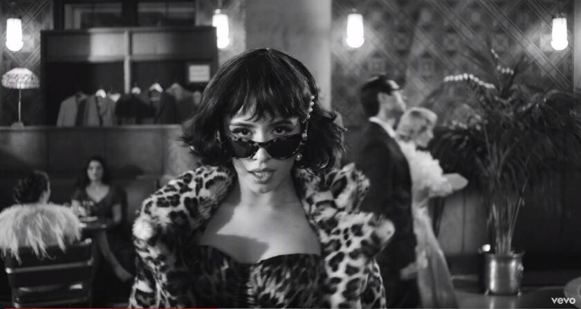 """Camila Cabello plays a movie star in her new music video for """"My Oh My."""""""