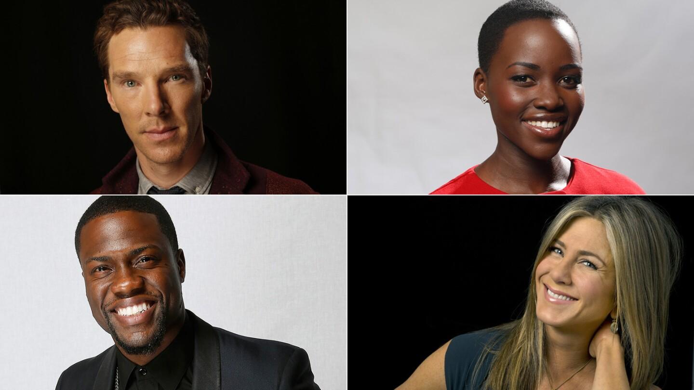 Golden Globes 2015 | Presenters