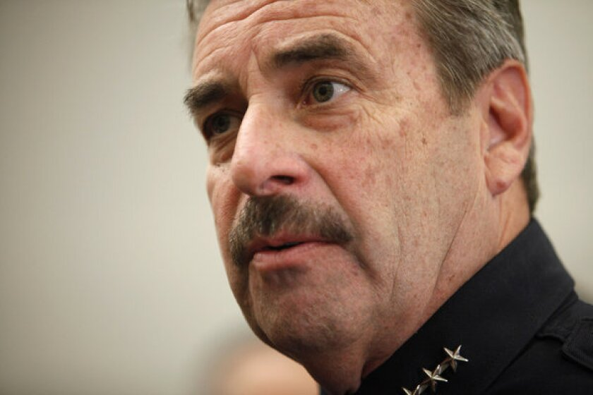 Police Commission calls for public airing of LAPD tampering case